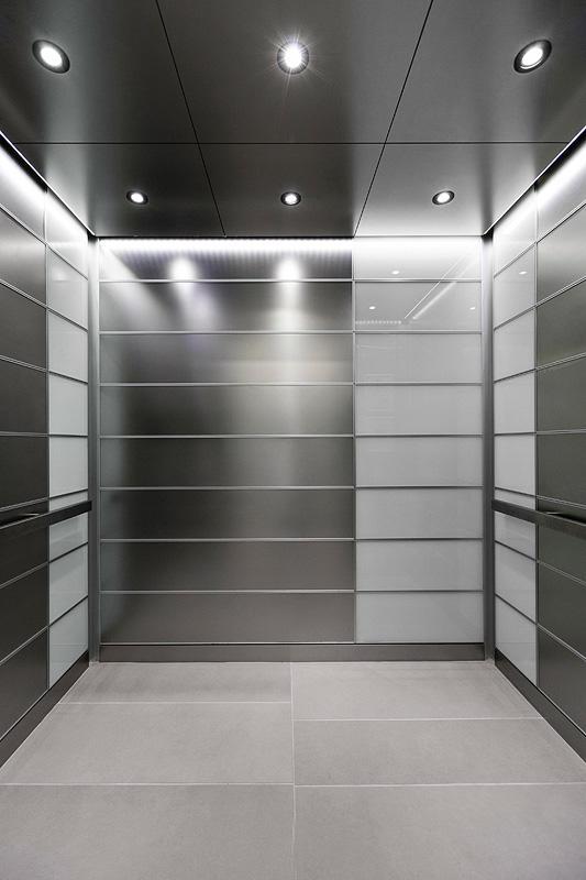 Elevator interior finishes for Interior finishing company