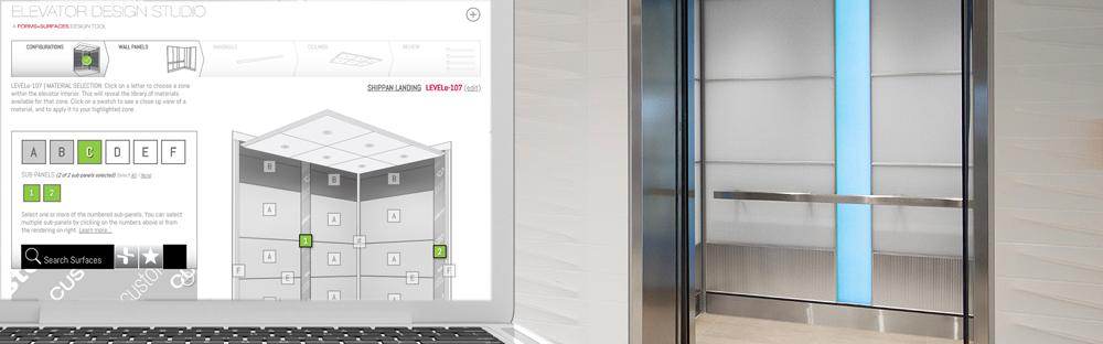 Elevator Design Studio