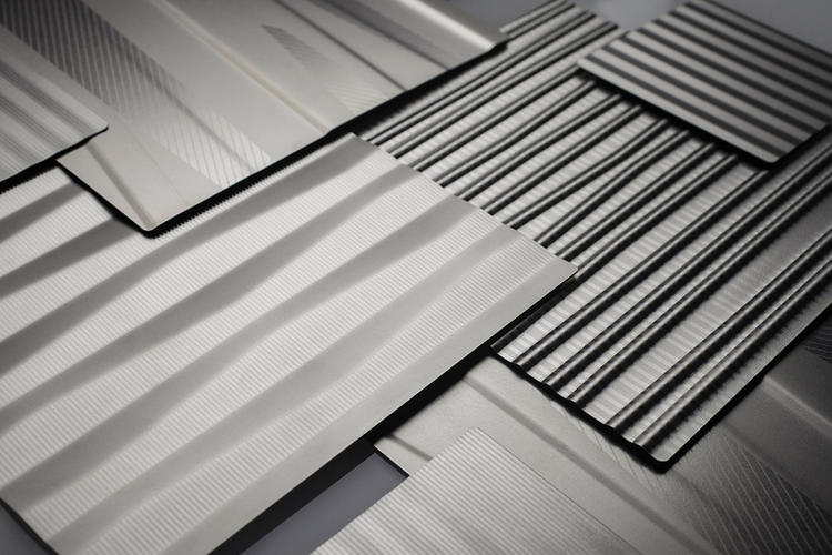 Stainless Steel Fusion Patterns