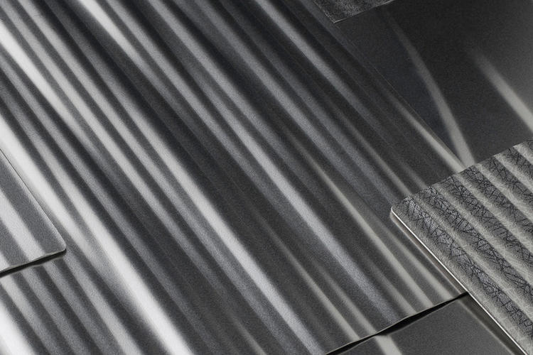 Stainless Steel Impression Patterns