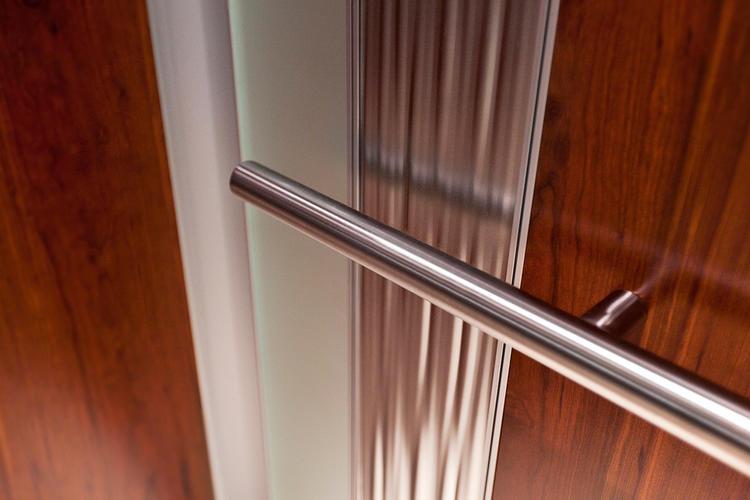Elevator Handrails