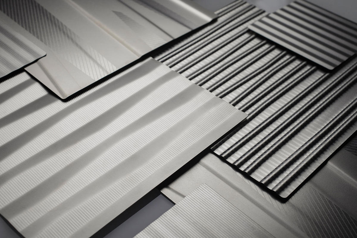 Stainless Steel Fusion Patterns Architectural Forms