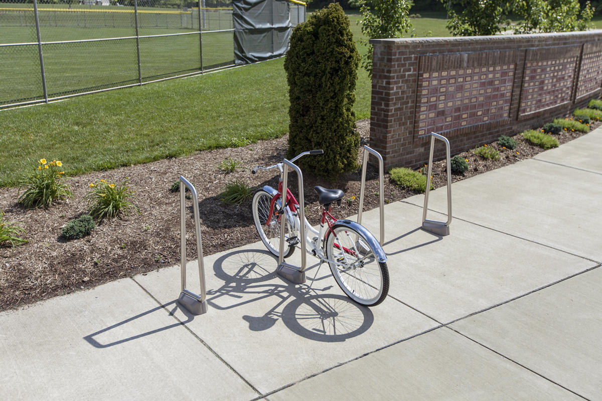 Summit Bike Rack Outdoor Forms Surfaces India