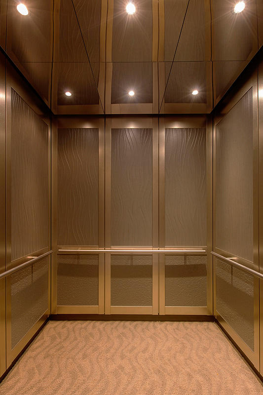 Elevator Ceilings | Architectural | Forms+Surfaces India