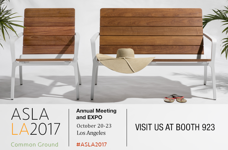 Join Us at the ASLA Expo 2017!